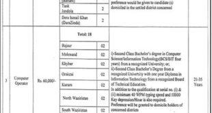 pakistan govt job Archives - All Job Pk