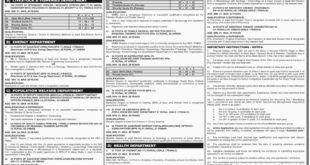 Sindh Job Archives - All Job Pk