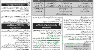 PAK Army Jobs Archives - All Job Pk