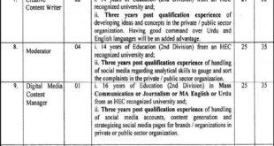 Government Jobs in Pakistan - All Job Pk